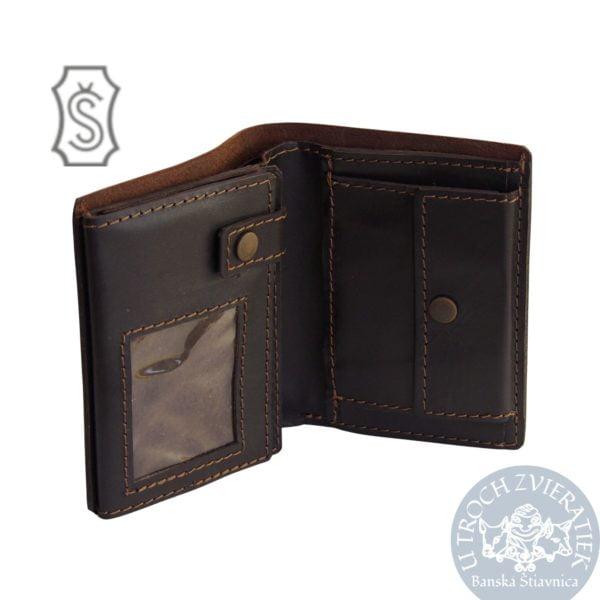 Kožená peňaženka pánska MAXI