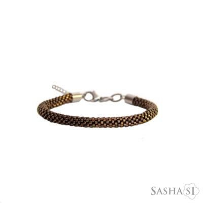 Náramok Bronzový SashaSi